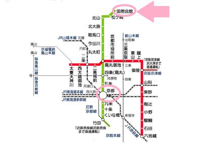 【地下鉄地図】